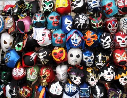 """Se o seu objetivo, por exemplo, é o de cultivar os valores de um lutador vencedor, incorpore essa """"máscara"""" e passe a viver conforme os valores de um vencedor. (Fonte: Wikimedia)"""