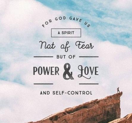 2 Timóteo 1:7
